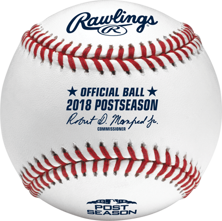 MLB 2018 Post Season Baseball