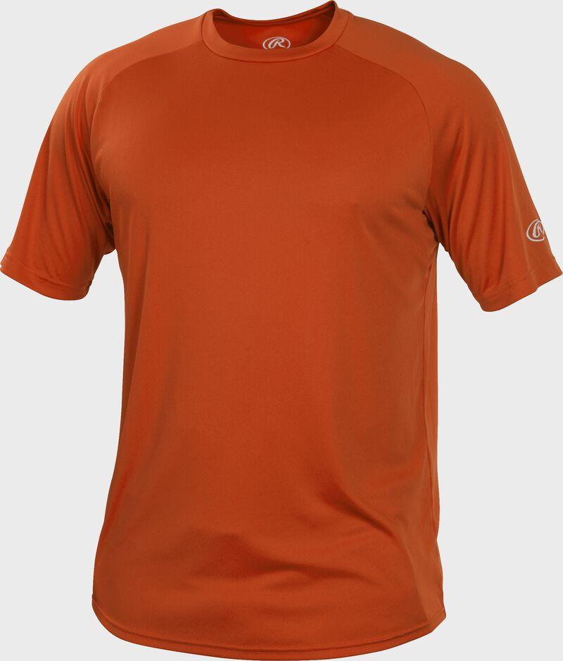 RTT Burnt Orange Adult crew neck short sleeve jersey