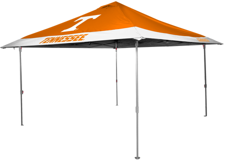 NCAA Tennessee Volunteers 10x10 Eaved Canopy