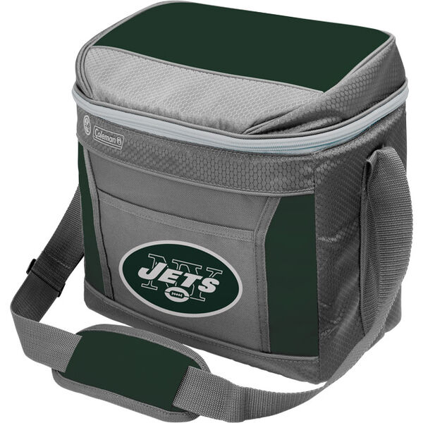 NFL New York Jets 16 Can Cooler