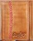 Bases Loaded Tri-Fold Wallet image number null