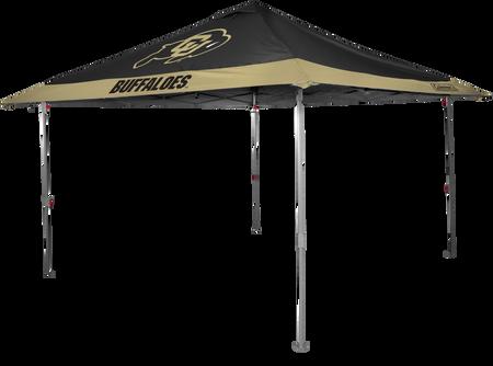 NCAA Colorado Buffaloes 10x10 Eaved Canopy
