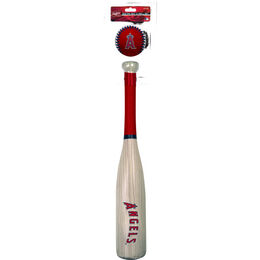MLB Los Angeles Angels Bat and Ball Set