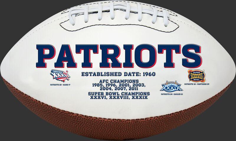 NFL New England Patriots Football