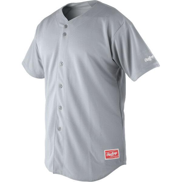 Adult Short Sleeve Jersey Blue Gray
