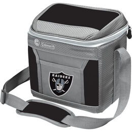 NFL Oakland Raiders 9 Can Cooler