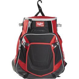 Velo Backpack Scarlet