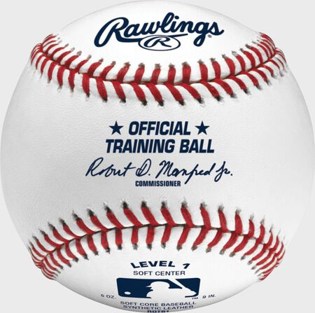 Official League Level 1 Training Baseballs | Ages 5-7