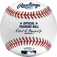 A Rawlings Official League level 1 training baseball - SKU: ROTB1 image number null