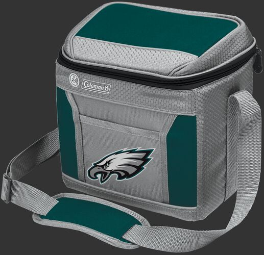 Rawlings Philadelphia Eagles 9 Can Cooler In Team Colors With Team Logo On Front SKU #03281080111