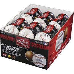 24 Pack 8U Recreational Baseballs