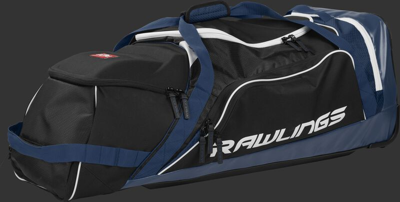 Rawlings R1502 Wheeled Equipment Bag
