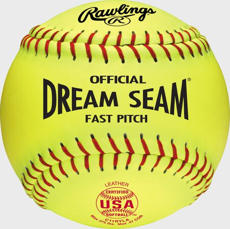 "USA NFHS Official 11"" Softballs"