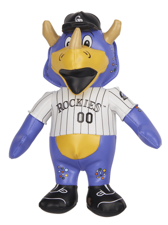 MLB Colorado Rockies Mascot Softee