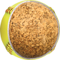 """Cutaway view of the center cork of an 11"""" USA NFHS softball - SKU: C11RYLA image number null"""