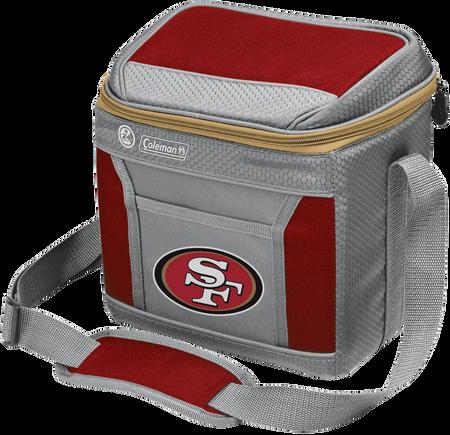 NFL San Francisco 49ers 9 Can Cooler