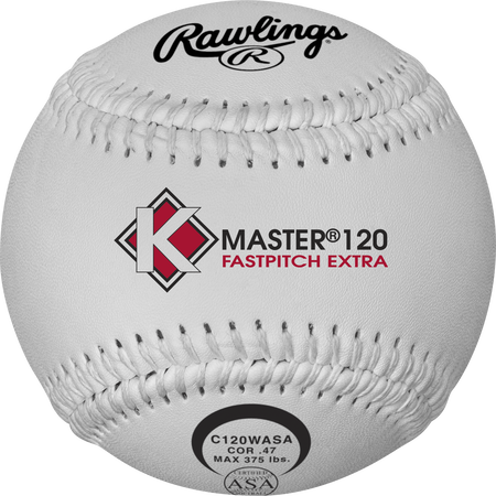 "K-Master Official 12"" Softballs"