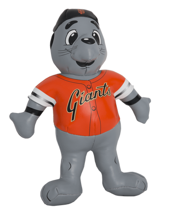 MLB San Francisco Giants Mascot Softee