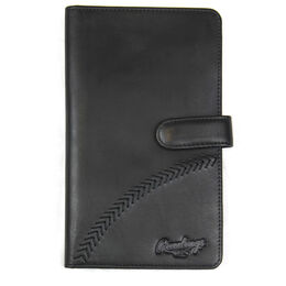 Baseball Stitch Passport Wallet