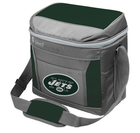 NFL New York Jets 16 Can Cooler