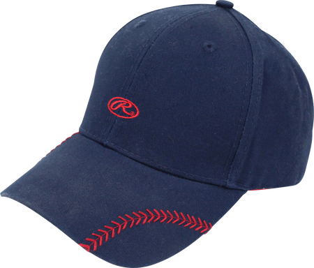 Women's Change Up Navy Baseball Stitch Hat