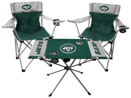 NFL New York Jets 3-Piece Tailgate Kit