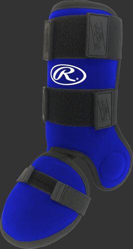 GUARDLEG-R baseball leg guard with toe protector