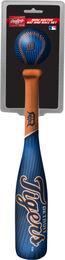 MLB Detroit Tigers Slugger Softee Mini Bat and Ball Set