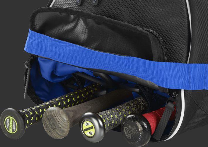 R1502 Wheeled Equipment Bag Royal