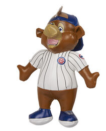 MLB Chicago Cubs Mascot Softee