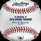 MLB 2019 Florida Spring Training Baseballs