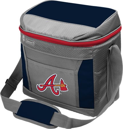 MLB Atlanta Braves 16 Can Cooler