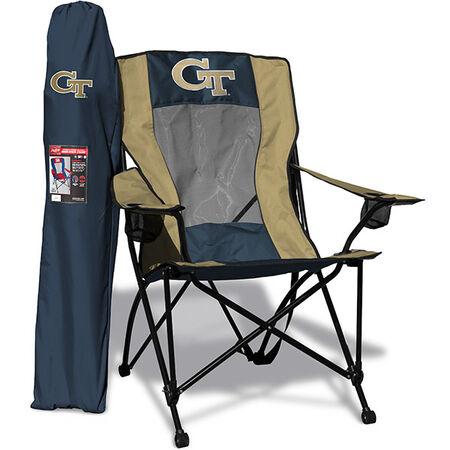 NCAA Georgia Tech Yellow Jackets High Back Chair