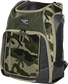 Front angle view of a camo Legion equipment backpack - LEGION-CAMO image number null