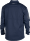 Back of a navy Rawlings mid weight Gold Collection jacket - SKU: GCMW2-N image number null