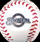 MLB Milwaukee Brewers Big Boy 8 in Softee Baseball