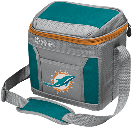 NFL Miami Dolphins 9 Can Cooler