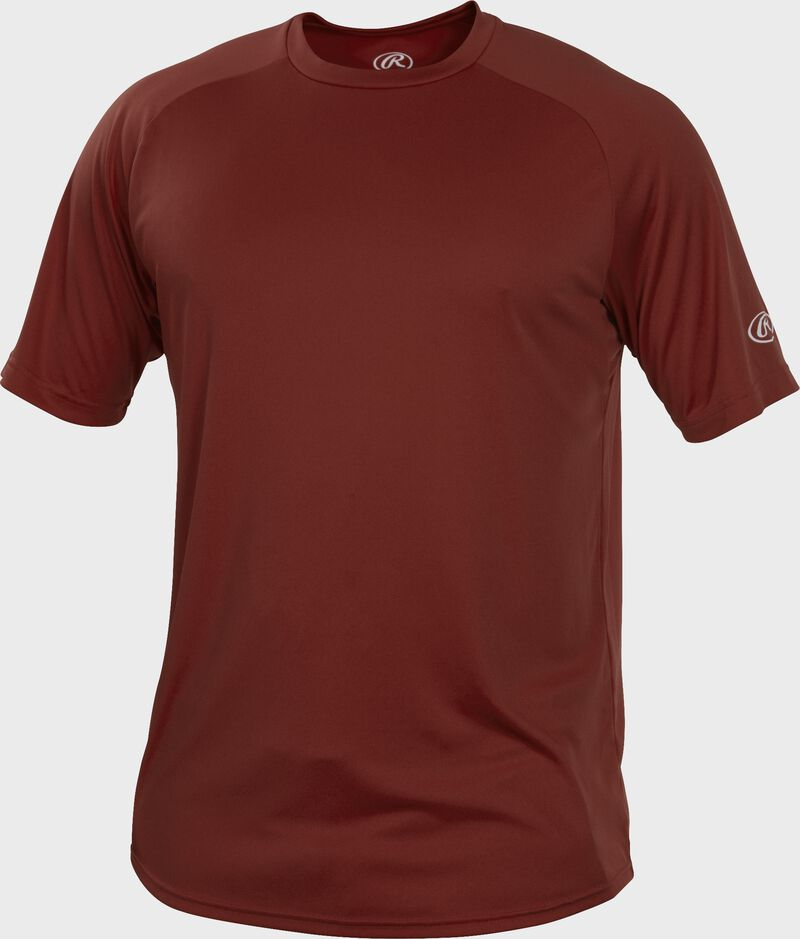 RTT Cardinal Adult crew neck short sleeve jersey
