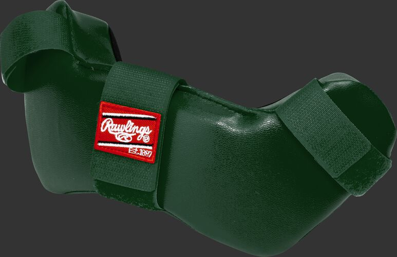 Rawlings Dark Green Catchers Replacement Mask Pads With Brand Logo SKU #P-CMP