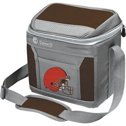 NFL Cleveland Browns 9 Can Cooler