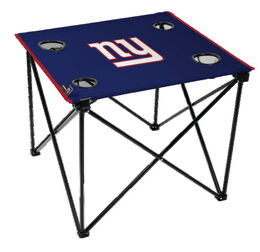 NFL New York Giants Deluxe Tailgate Table