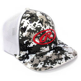 Digi Camo Trucker Mesh Hat