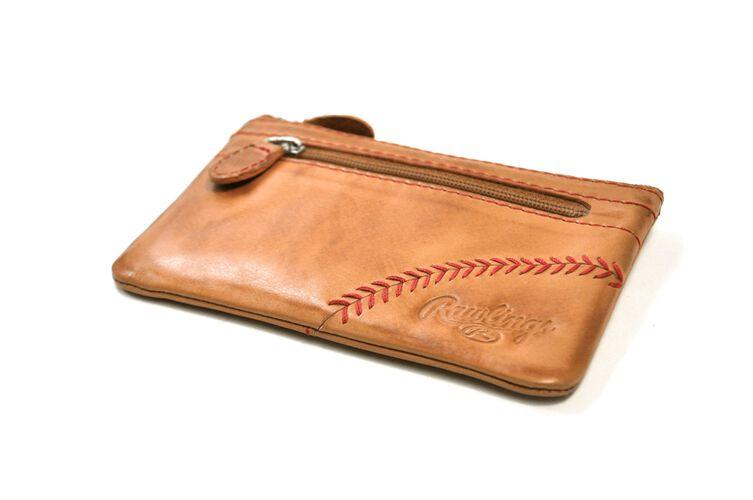 Baseball Stitch Coin Purse
