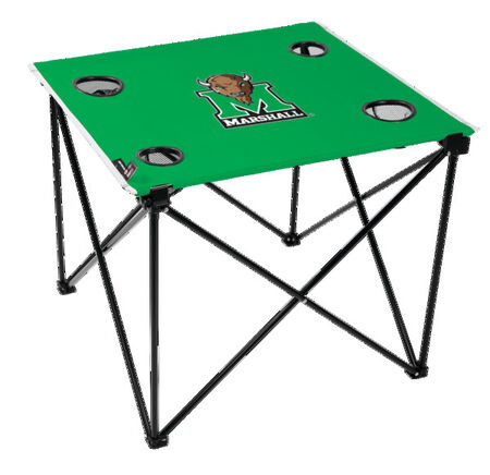 NCAA Marshall Thundering Herd Deluxe Tailgate Table