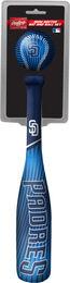 MLB San Diego Padres Slugger Softee Mini Bat and Ball Set