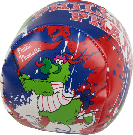 "MLB Philadelphia Phillies Quick Toss 4"" Softee Baseball"