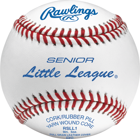 Little League Senior Baseballs - Competition Grade