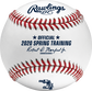 A MLB 2020 Florida Spring Training Baseball with the Official Ball of MLB stamp - SKU: ROMLBSTFL20 image number null