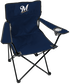 MLB Milwaukee Brewers Gameday Elite Quad Chair