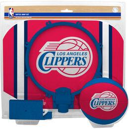 NBA Los Angeles Clippers Softee Hoop Set